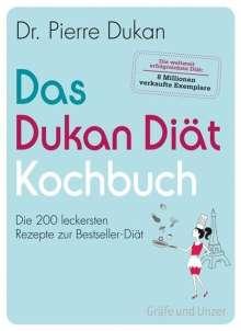 Pierre Dukan: Das Dukan Diät Kochbuch, Buch