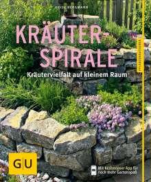 Heide Bergmann: Kräuterspirale, Buch