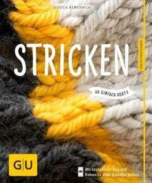 Jessica Bewernick: Stricken - so einfach geht's, Buch