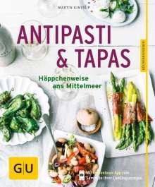 Martin Kintrup: Antipasti & Tapas, Buch