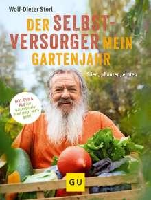 Wolf-Dieter Storl: Der Selbstversorger: Mein Gartenjahr, Buch