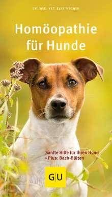 Elke Fischer: Homöopathie für Hunde, Buch