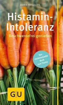 Doris Fritzsche: Histamin-Intoleranz, Buch