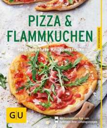 Inga Pfannebecker: Pizza & Flammkuchen, Buch