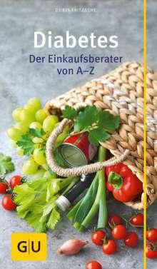 Doris Fritzsche: Diabetes, Buch