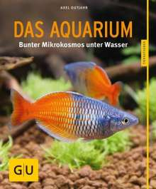 Axel Gutjahr: Das Aquarium, Buch