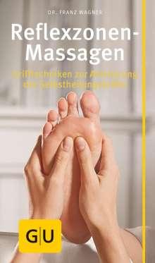 Franz Wagner: Reflexzonen-Massage, Buch