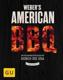 Jamie Purviance: Weber's American BBQ, Buch