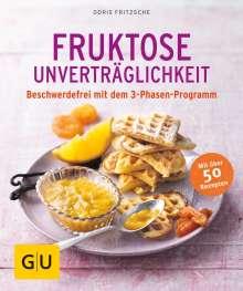 Doris Fritzsche: Fruktose-Unverträglichkeit, Buch