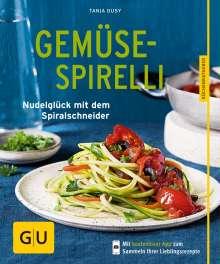 Tanja Dusy: Gemüse-Spirelli, Buch