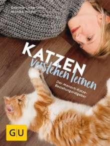 Monika Wegler: Katzen verstehen lernen, Buch