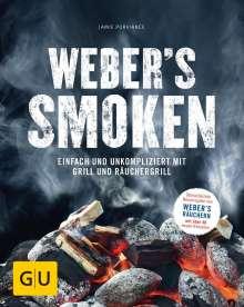 Jamie Purviance: Weber's Smoken, Buch