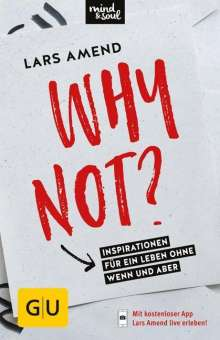 Lars Amend: Why not?, Buch