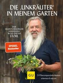 """Wolf-Dieter Storl: Die """"Unkräuter"""" in meinem Garten, Buch"""
