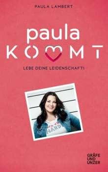 Paula Lambert: Paula kommt, Buch