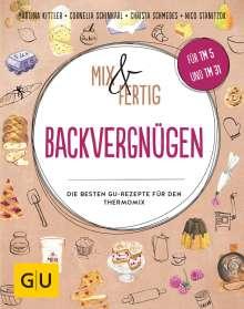 Martina Kittler: Mix & Fertig Backvergnügen, Buch