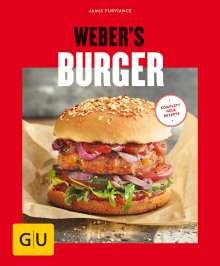 Jamie Purviance: Weber's Burger, Buch