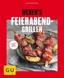 Jamie Purviance: Weber's Feierabend-Grillen, Buch