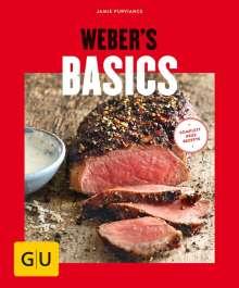 Jamie Purviance: Weber's Basics, Buch