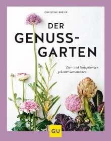 Christine Breier: Der Genussgarten, Buch