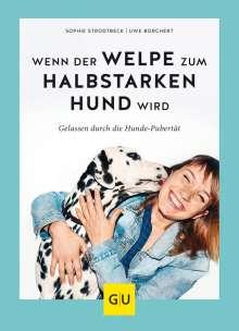 Sophie Strodtbeck: Wenn der Welpe zum halbstarken Hund wird, Buch