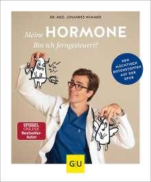 Johannes Wimmer: Meine Hormone - Bin ich ferngesteuert?, Buch