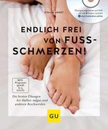 Stella Arndt: Endlich frei von Fußschmerzen!, Buch