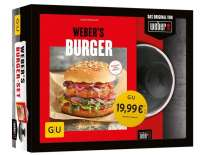 Jamie Purviance: Weber's Burger-Set, Buch