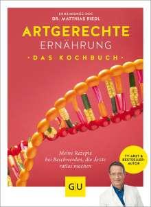 Anna Cavelius: Artgerechte Ernährung - Das Kochbuch, Buch