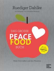 Ruediger Dahlke: Das große Peace Food-Buch, Buch
