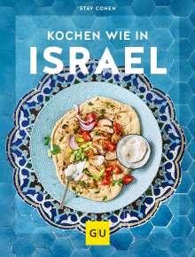 Stav Cohen: Kochen wie in Israel, Buch