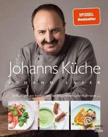 Johann Lafer: Johanns Küche, Buch