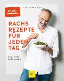 Christian Rach: Rachs Rezepte für jeden Tag, Buch