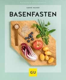 Sabine Wacker: Basenfasten, Buch