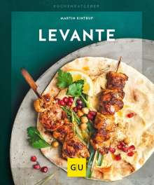 Martin Kintrup: Levante, Buch