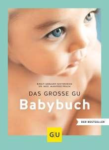 Birgit Gebauer-Sesterhenn: Das große GU Babybuch, Buch