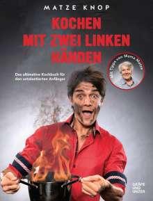 Matze Knop: Kochen mit zwei linken Händen, Buch