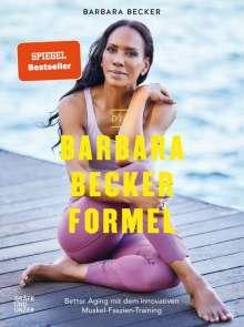 Barbara Becker: Die Barbara-Becker-Formel, Buch