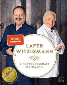Johann Lafer: Eine Freundschaft - 100 Rezepte, Buch