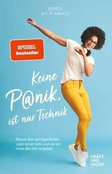 Kenza Ait Si Abbou: Keine Panik, ist nur Technik, Buch