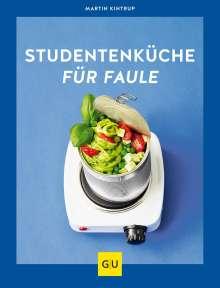Martin Kintrup: Studentenküche für Faule, Buch
