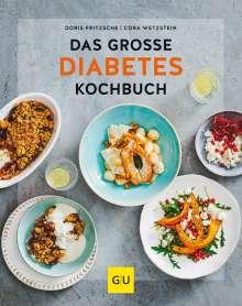 Doris Fritzsche: Das große Diabetes-Kochbuch, Buch