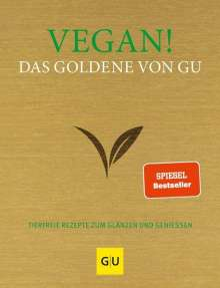 Vegan! Das Goldene von GU, Buch