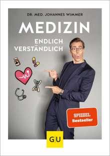 Johannes Wimmer: Medizin - endlich verständlich, Buch