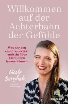 Nicole Bornhak: Willkommen auf der Achterbahn der Gefühle, Buch