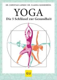 Claudia Guggenbühl: Dr. Yoga, Buch