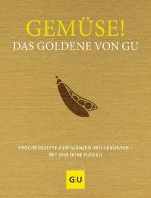 Gemüse! Das Goldene von GU, Buch
