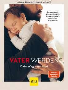 Nicola Schmidt: Vater werden, Buch