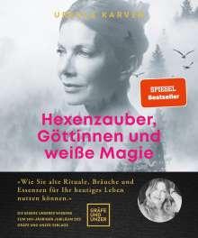 Ursula Karven: Göttinnen, Hexenzauber und weiße Magie, Buch