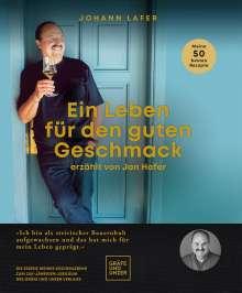Johann Lafer: Das Geheimnis meiner Küche, Buch